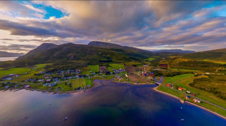 Kvaløya 2018 - 360 degree panorama