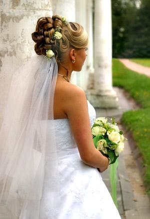 Die Brautfrisur  Tipps von Experten auf Jade