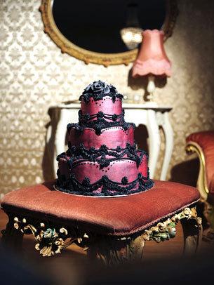 Hochzeitstorte Quadratisch Modern Hochzeit