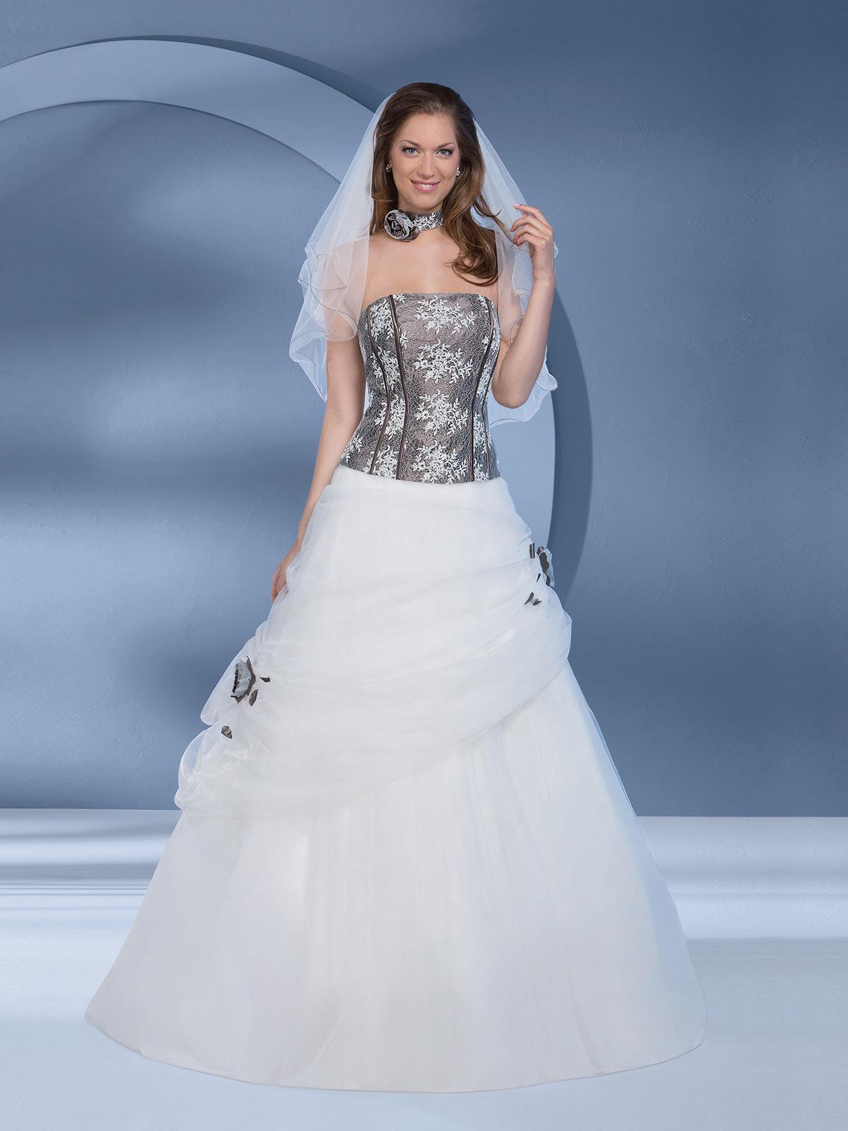 Brautkleid 13496 Doreen von Kleemeier auf Jade