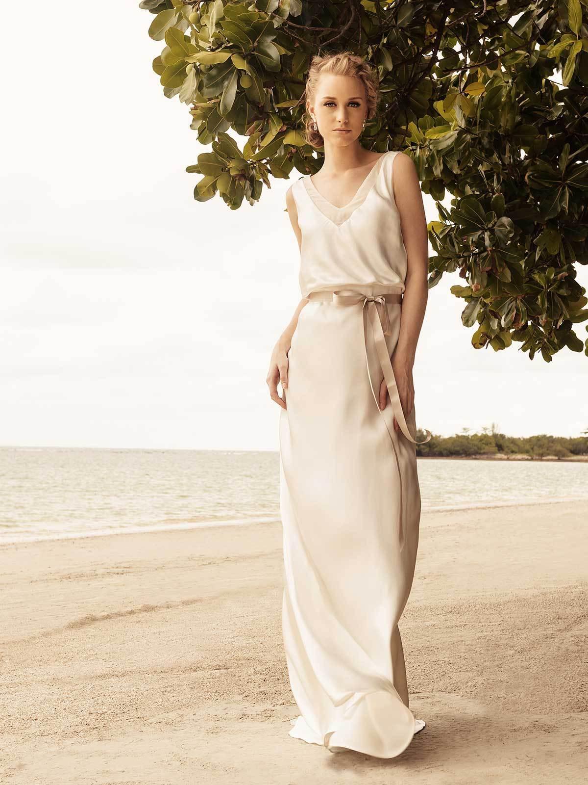 Brautkleid Roxanne von Rembo Styling auf Jade