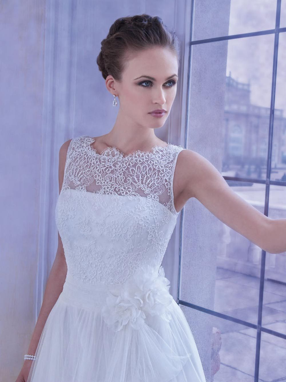 Brautkleid Style GR255 von Demetrios auf Jade