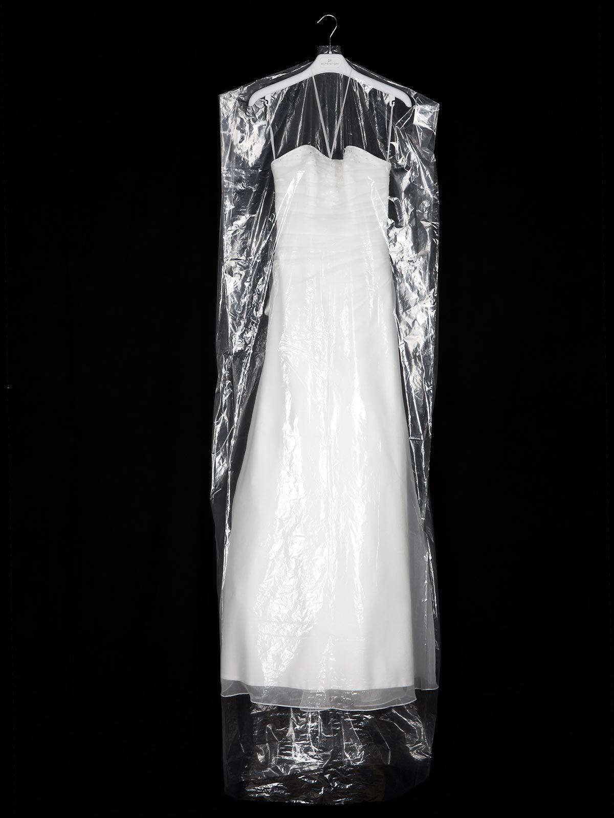 Kleiderhlle transparent von Achberger auf Jade