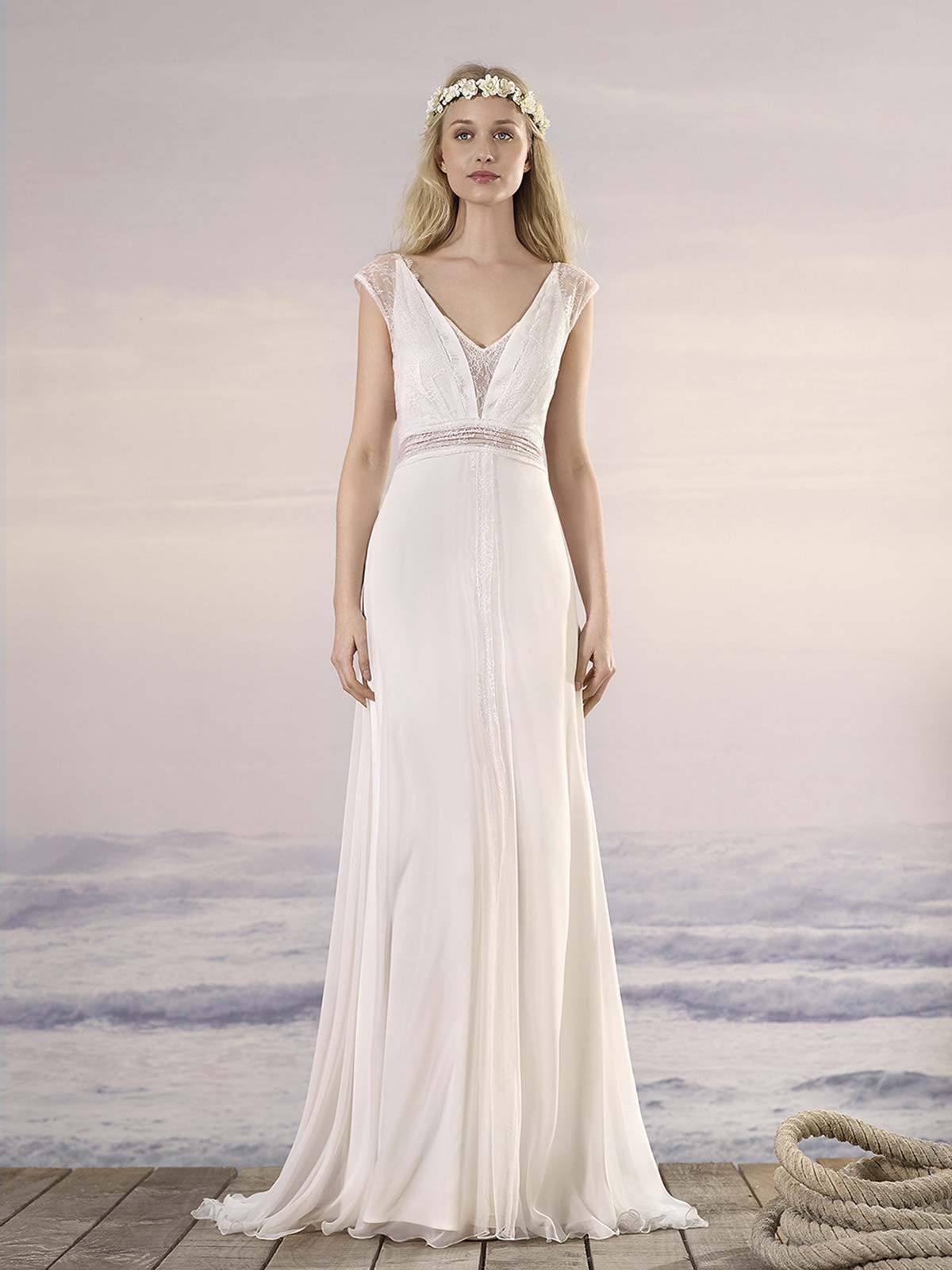 Brautkleid Eve von Rembo Styling auf Jade