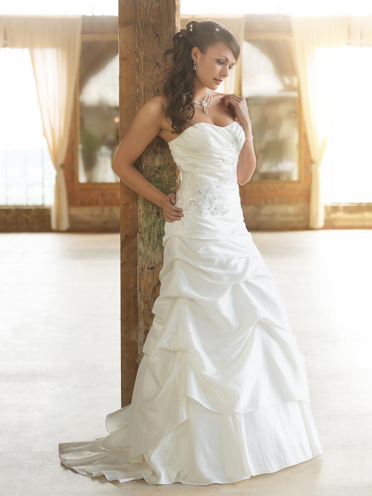 Brautkleid 329532 von Weise auf Jade