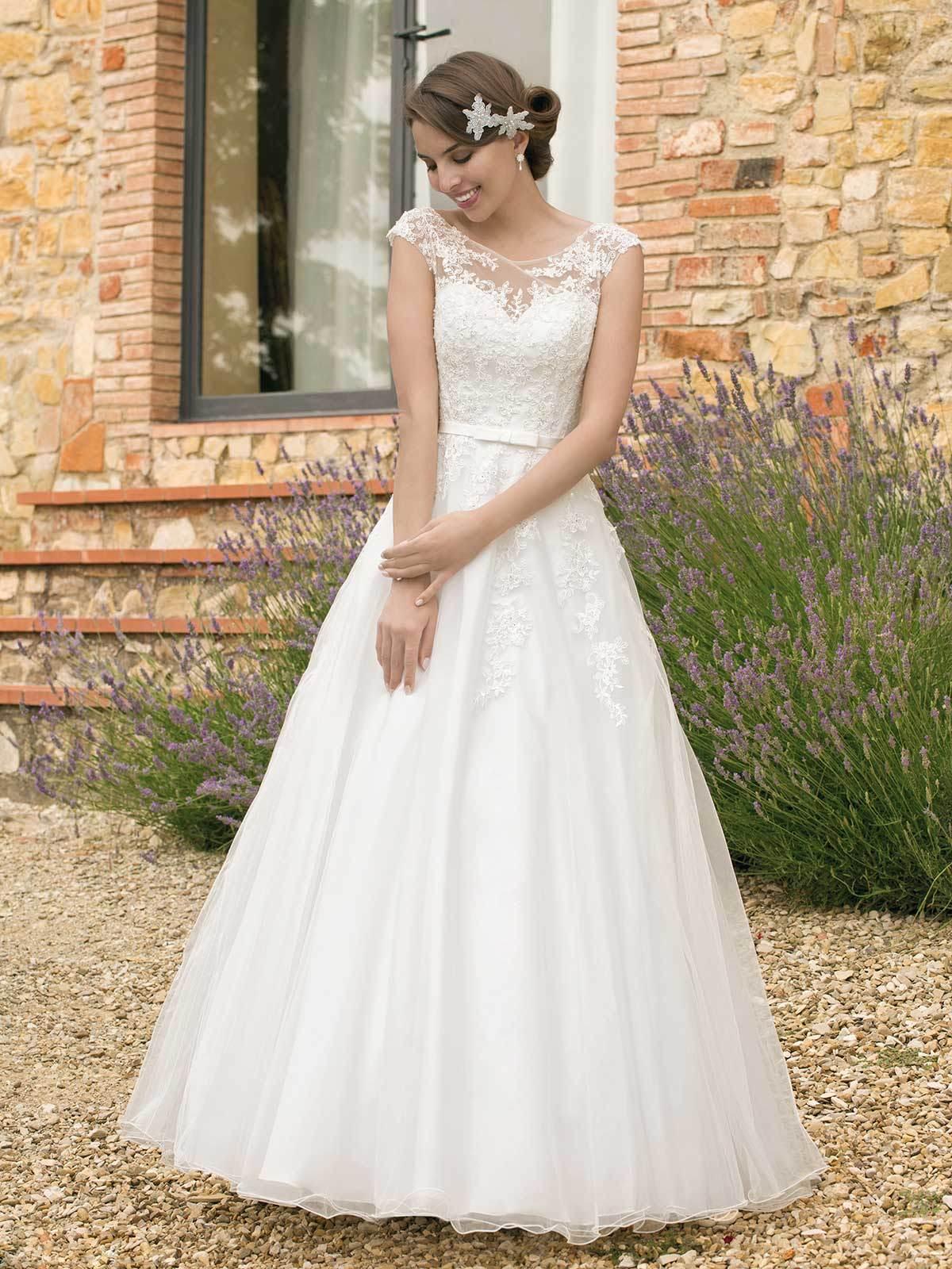 Brautkleid LAURETTA von Kleemeier auf Jade