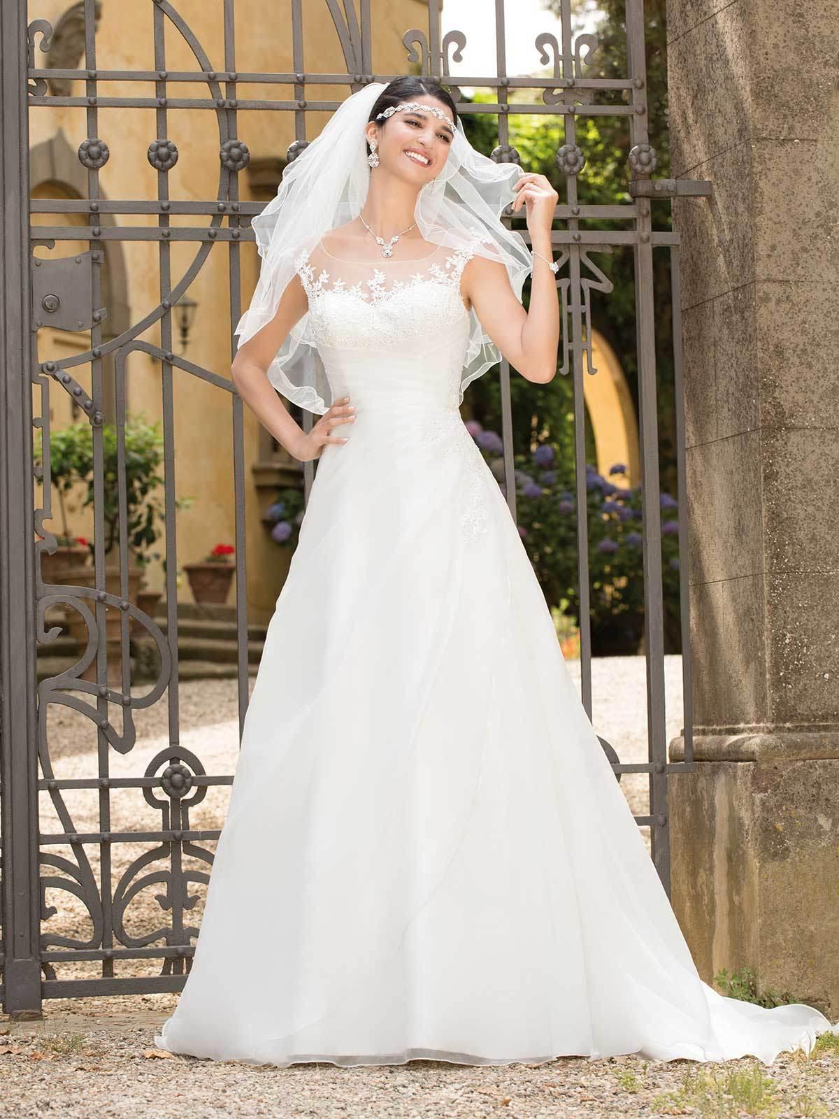 Brautkleid ROMANA von Kleemeier auf Jade