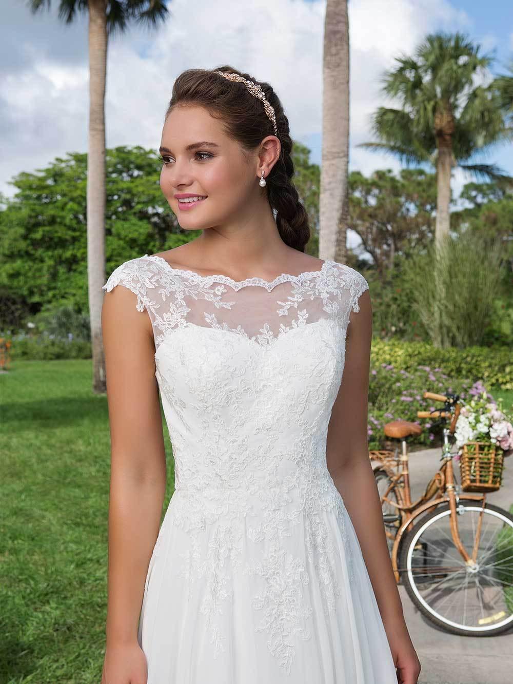 Brautkleid 6116 von Sweetheart auf Jade