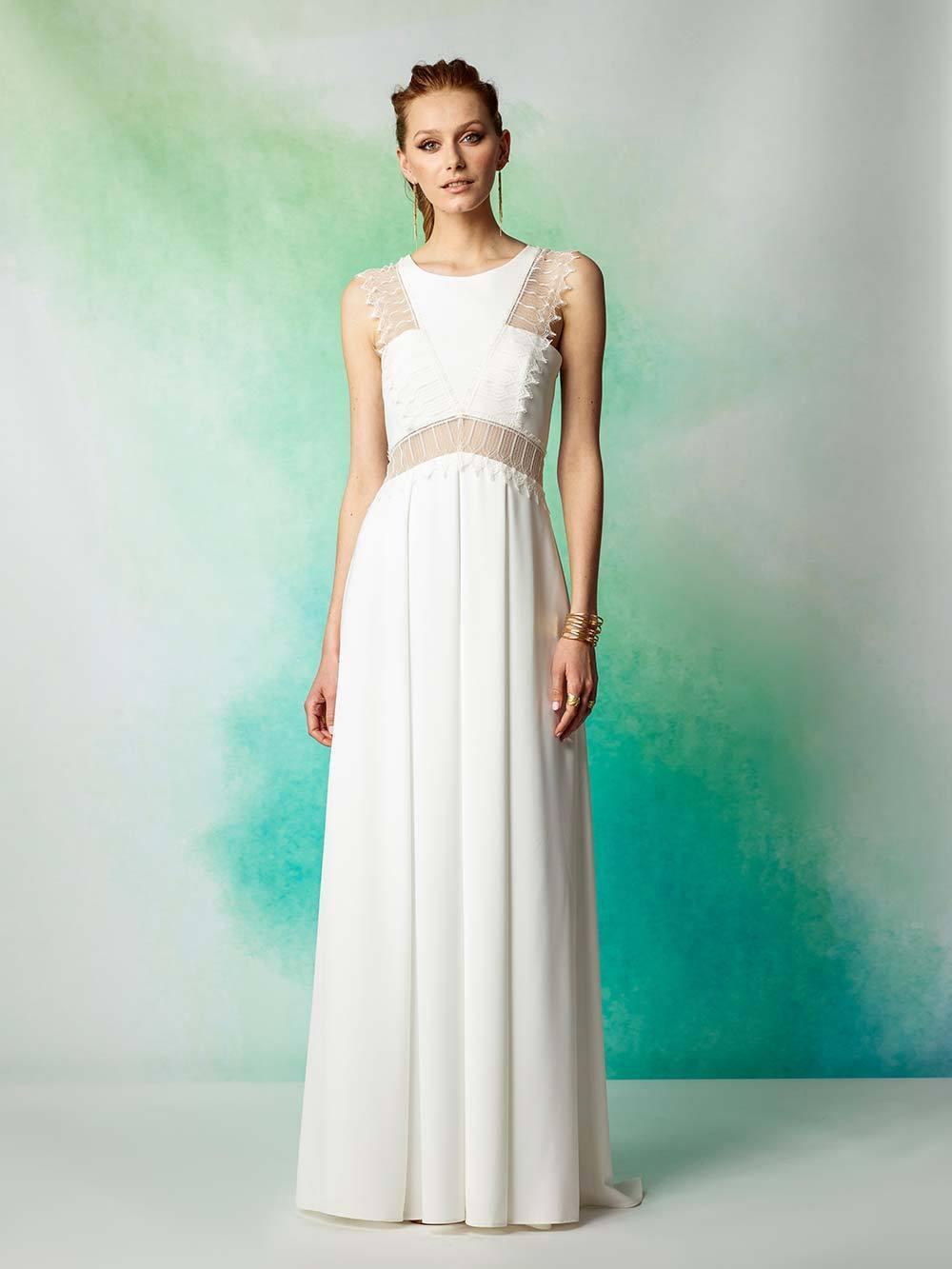Brautkleid Bjork von Rembo Styling auf Jade