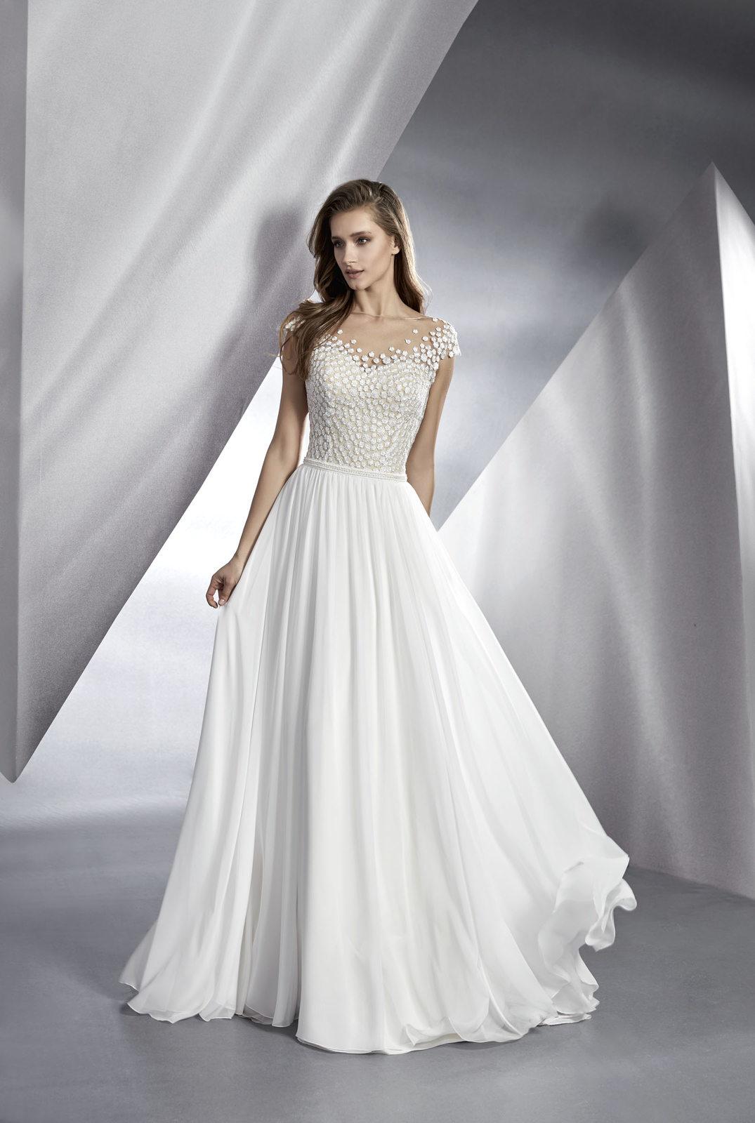 Brautkleid Bloom von Modeca auf Jade