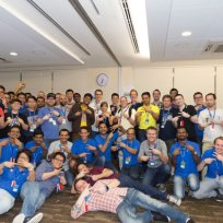 Group picture at PSConfAsia