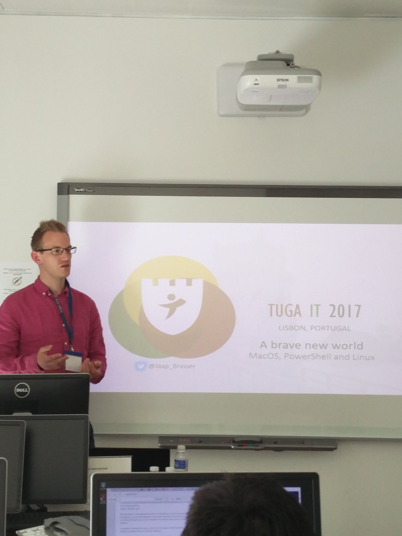 Presenting on open source PowerShell and PowerShell 6