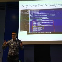 David das Neves - PowerShell Enterprise Security