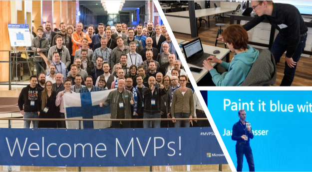 1st: European MVPs at MVP Summit 2018, 2nd: At the Glasgow PowerShell / SQL Saturday, 3rd: Presenting on using PowerShell for developers