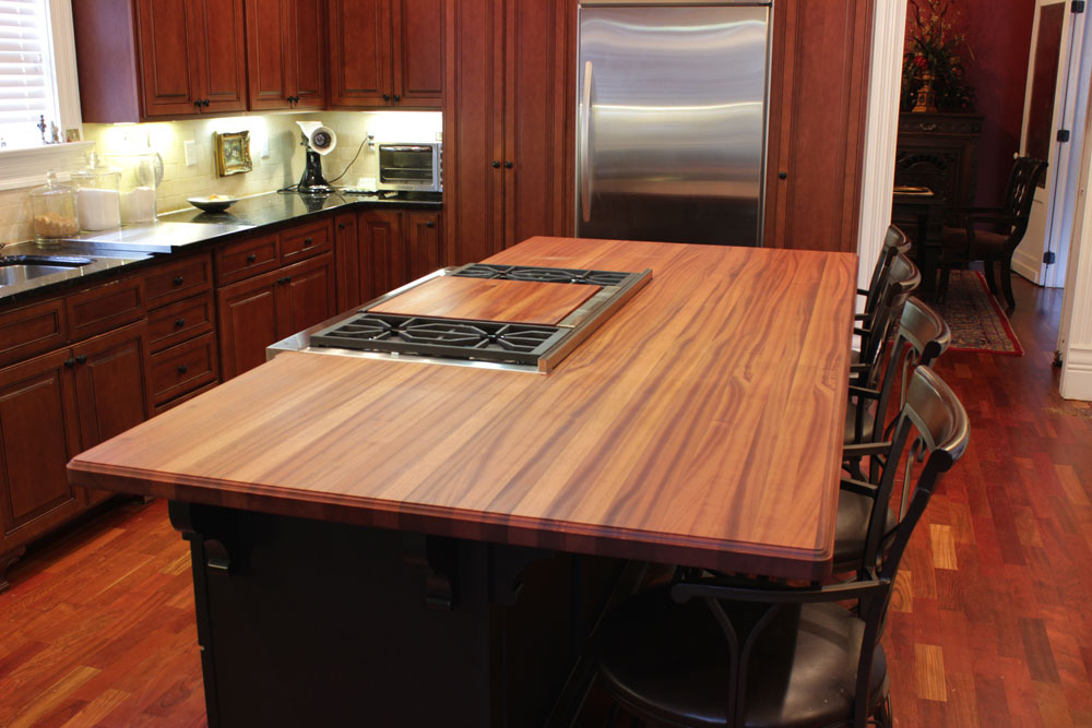 Polyurethane Finish For Butcher Block Countertops