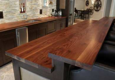 Kitchen Island Designs Butcher Block