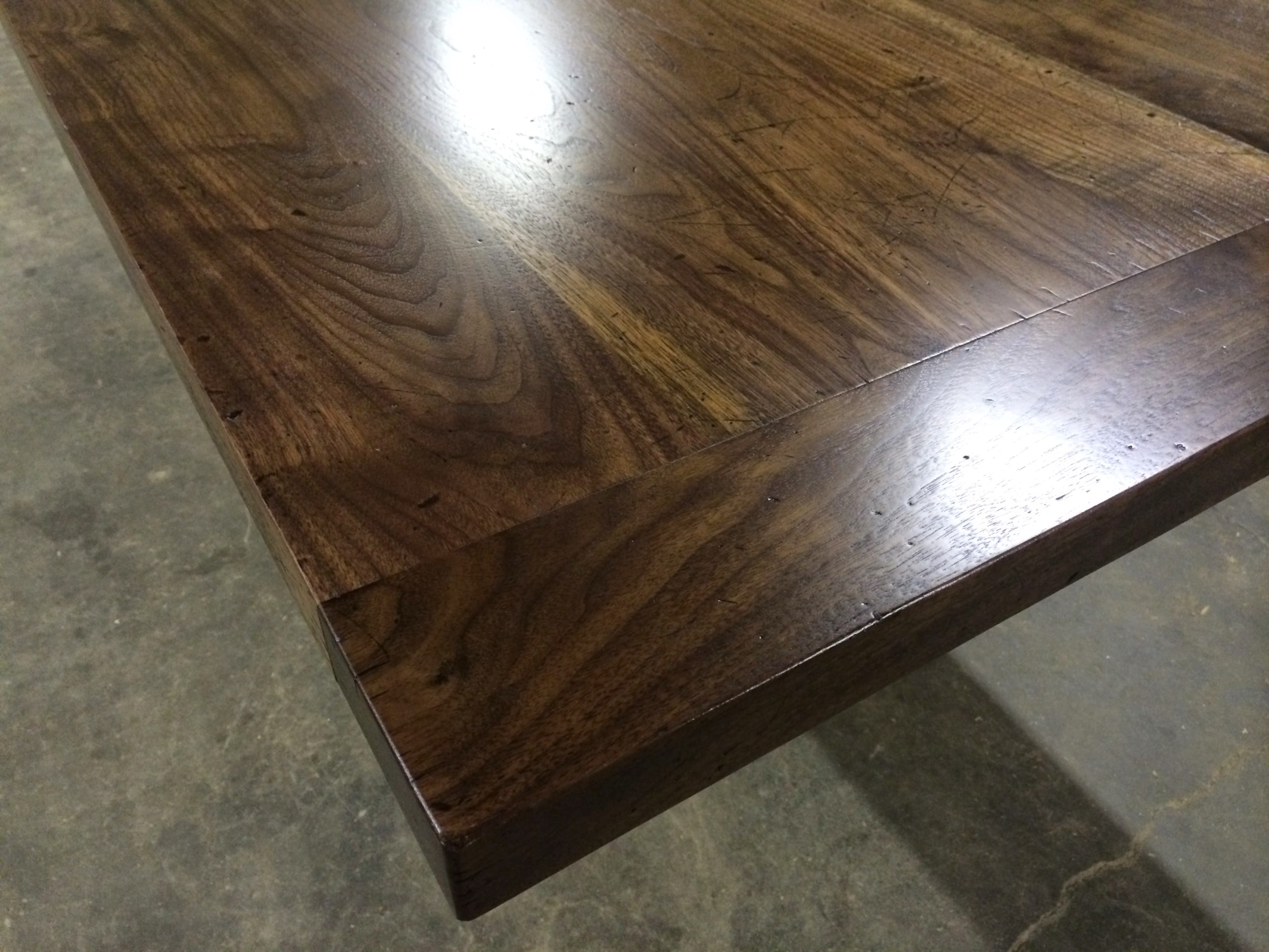 Breadboard End Table Top