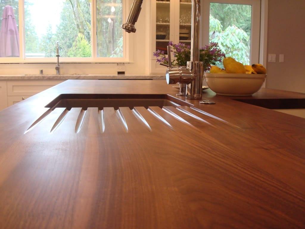 Choosing a Wood Countertop Sealer  J Aaron