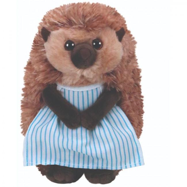 TY Beanie Babies PETER RABBIT Mrs Tiggy Winkle