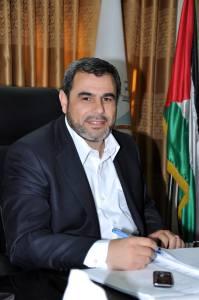 أ.عصام جودة رئيس بلدية جباليا النزلة