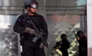 Densus 88 gerebek teroris
