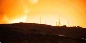 serangan-udara-israel-di-damaskus