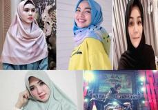 Sambut Ramadhan 2018, Lima Artis Ini Dadakan Berhijab