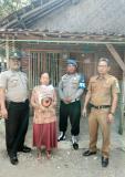 Polres Cirebon Santuni Kaum Jompo Di Dompyong Wetan
