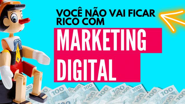 Qual é a melhor definição para Marketing Digital?