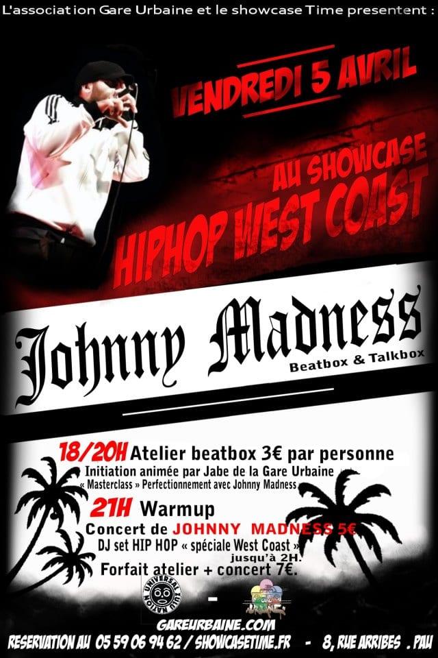 2013-04-05 - Showcase Johnny Madness