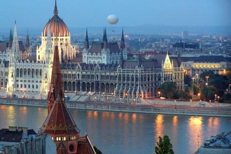 Receta de Agua de Hungría