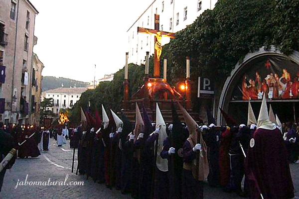 Semana Santa en Cuenca - jabonnatural.com