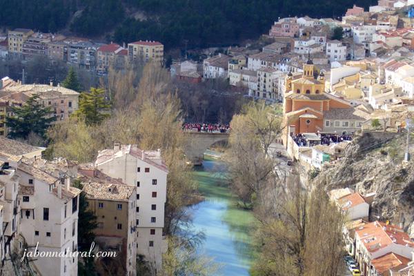 Una vista de Cuenca - jabonnatural.com