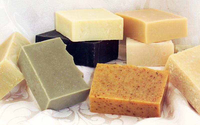 Tabla de saponificación de Jabón Natural