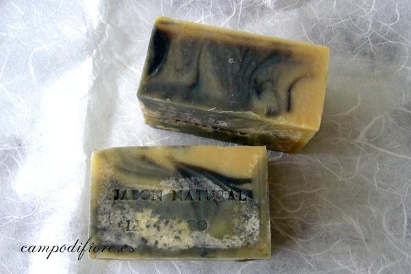 Jabón de propoleo de Campo di fiore - jabonnatural.com