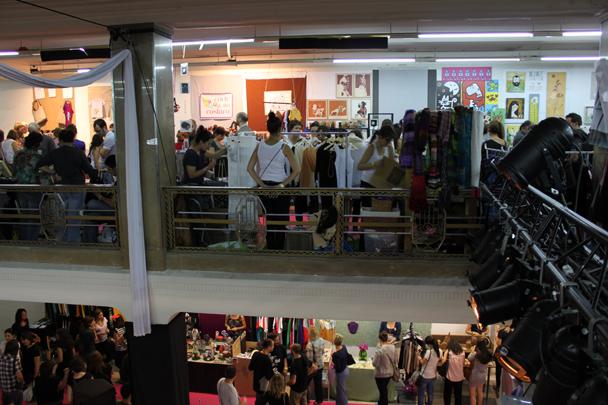 Nomada Market Octubre 2011