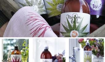 Línea de productos ecológicos Maison Belle en Campo di fiore