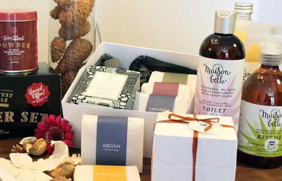 Conjunto de regalos de Campo di fiore