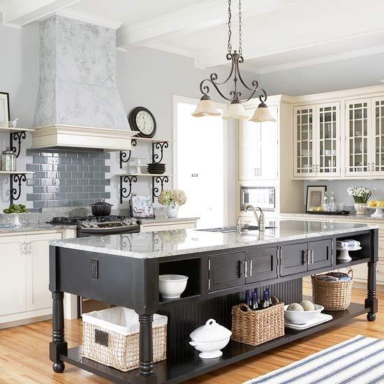 Pintura en una cocina