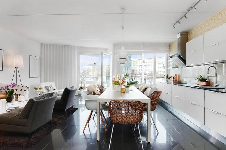 Apartamento de 85 metros cuadrados