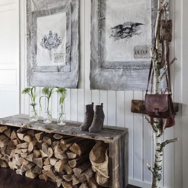 Casa en Suecia - detalle