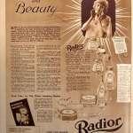 Cosmética radiactiva – Cosmética milagrosa