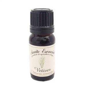 Aceite esencial de Vetiver 12 ml