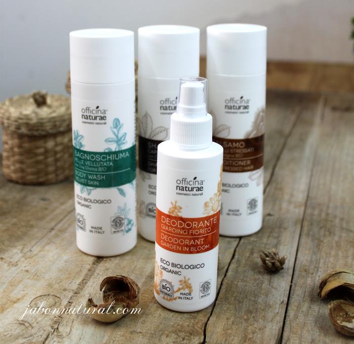 Desodorante Officina naturae
