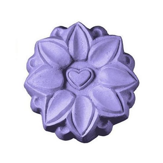 Moldes para jabones florales Flor de Loto