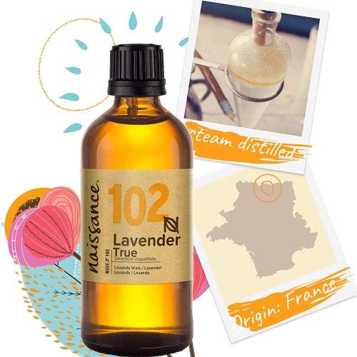 Aceite esencial de Lavanda Naissance