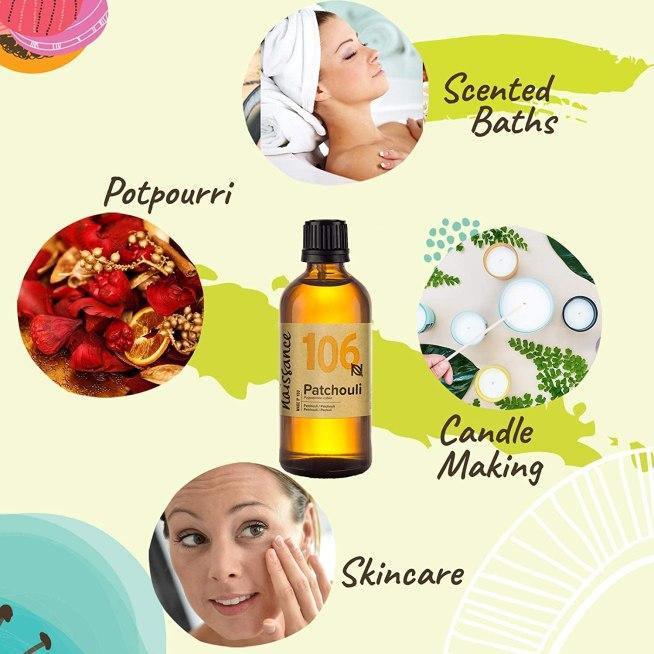 Naissance aceite esencial de Pachuli