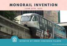 Monorail Invention, How Monorail Works, Monorail in India, history of monorail, Monorail information