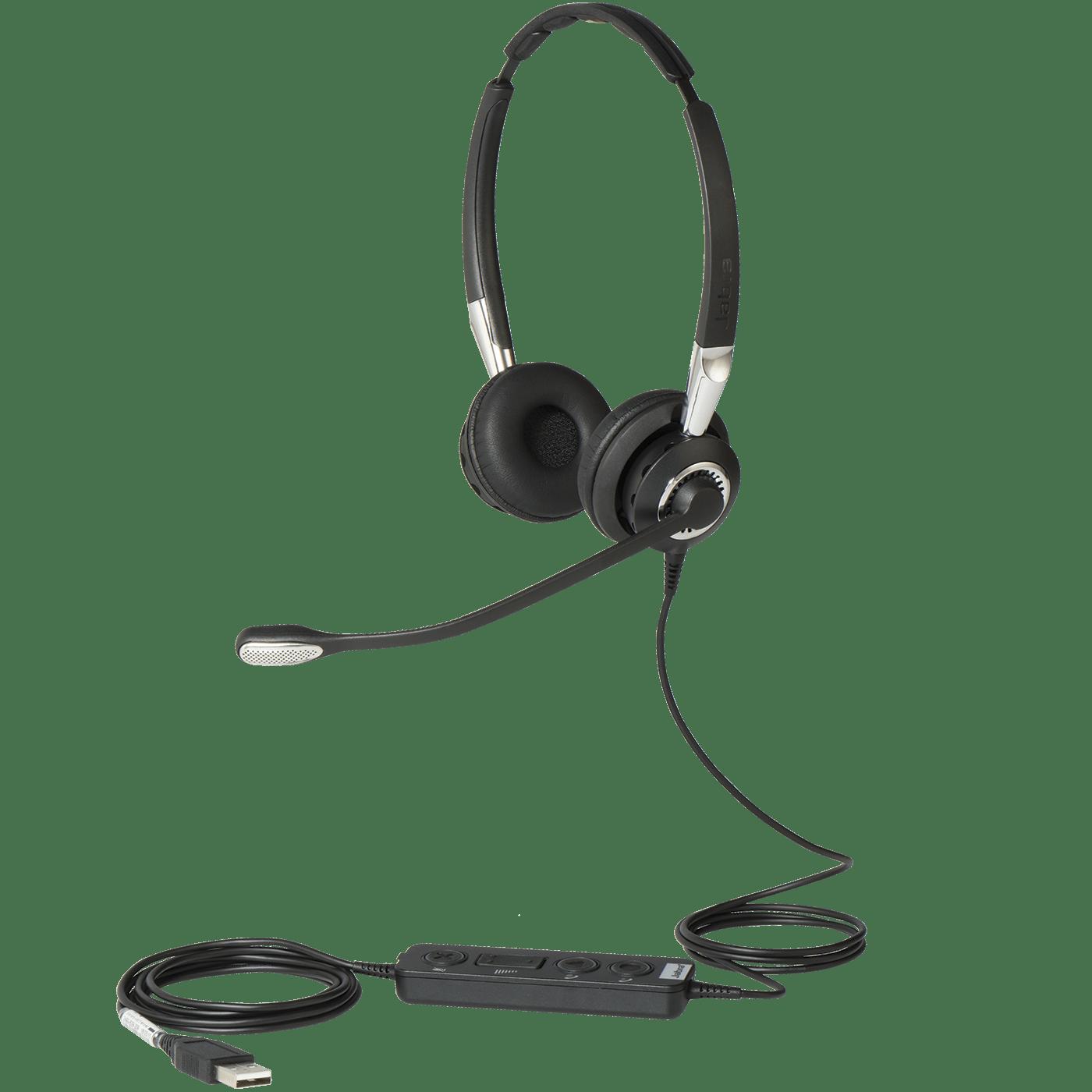 Jabra Biz 2400 II USB Duo CC 0001 2499 829 209 Image eCom