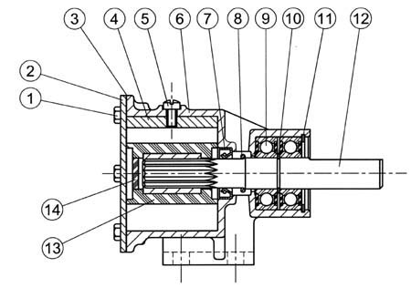 Jabsco Flexible Impeller Pumps Teel Impeller Pumps Wiring